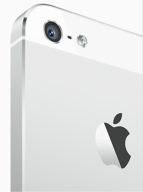 iPhone5白