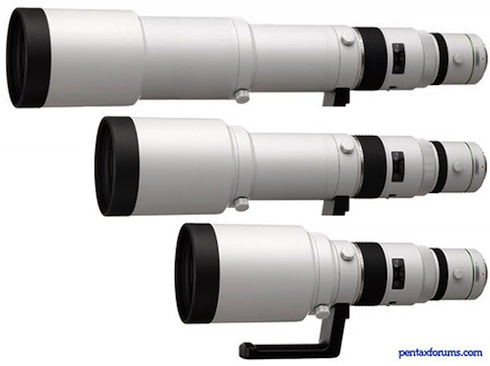 PENTAX DA560mm F5.6