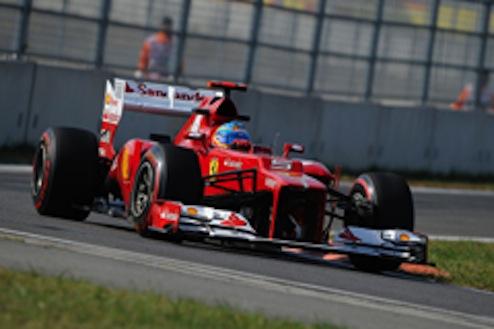 2012F1韓国GP決勝