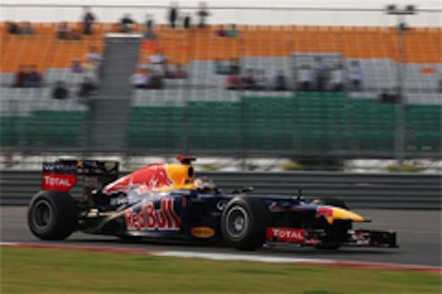 2012F1インドGP予選