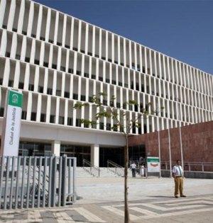 Imagen de la Ciudad de la Justicia en Málaga