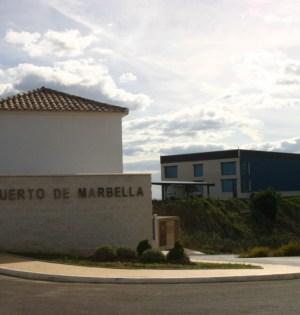Imagen del helipuerto adjudicado en 2001 a una sociedad de Roca