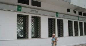 Imagen de la oficina del Servicio Andaluz de Empleo (SAE) de Marbella