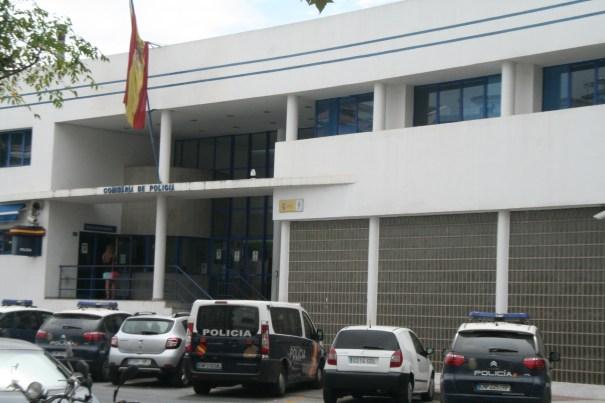 Imagen de la Comisaría de Marbellla