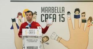 El concejal de Juventud y Fiestas, Diego López, esta semana durante un acto