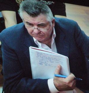 El exgerente de Urbanismo, Juan Antonio Roca, durante el juicio del 'caso Malaya'FOTO/ MARBELLA CONFIDENCIAL