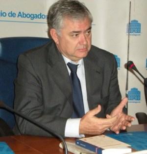El fiscal jefe de Málaga, Juan Carlos López Caballero, en imagen de archivo. Foto/ J.C. Villanueva