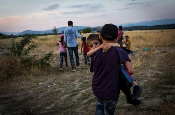 refugiados sirios acnur