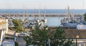 Imagen del puerto de La Bajadilla en Marbella. Foto/ Europa Press