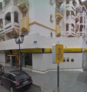 Oficina principal de Correos en Marbella