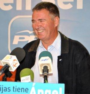 El exalcalde de Mijas Ángel Nozal (PP), en imagen de archivo