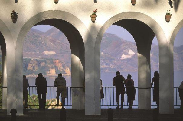 Imagen de un paisaje en la provincia de Málaga. Foto/ Europa Press- Diputación