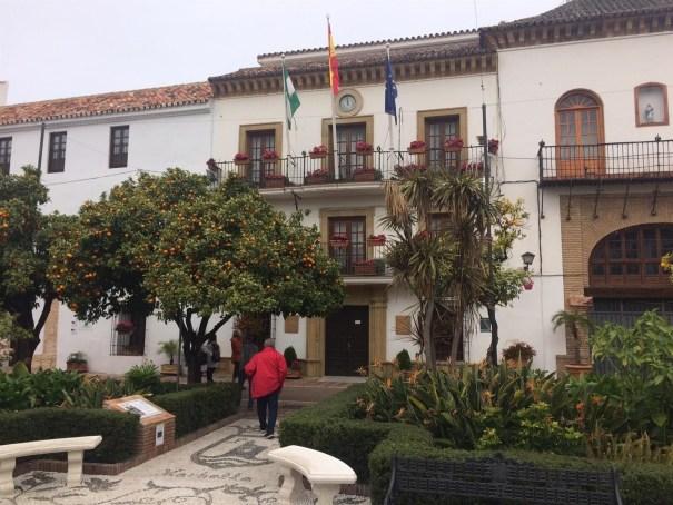 Imagen del Ayuntamiento de Marbella. foto/ EP