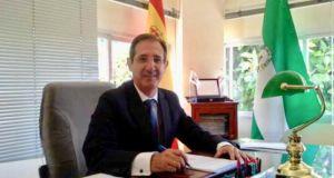 El fiscal jefe de Área de Marbella, Julio Martínez Carazo en imagen de archivo. FOTO/ La Opinión de Málaga