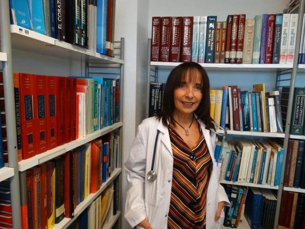María Dolores Martín Escalante en una imagen de archivo