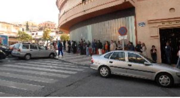 Imagen del exterior de los Juzgados de Primera Instancia de Marbella, en la Avda Arias de Velasco. FOTO/ MC