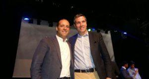 Los concejales de Málaga y Mijas por Ciudadanos, Juan Cassá y Juan Carlos Maldonado, elegidos diputados provinciales en imagen de archivo. FOTO/ Cs