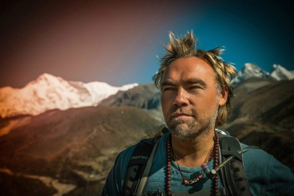 El conocido activista Johan Ernst Nilson en una imagen de archivo.