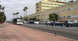 Imagen exterior del Hospital Costa del Sol de Marbella. FOTO/ EP