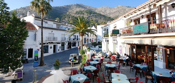 Mijas to gain Millions from British Property Buyers