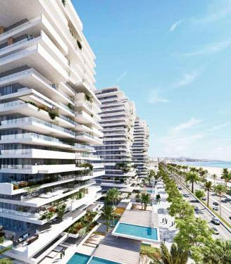 Metrovacesa will build three towers with luxury homes in Torre del Río