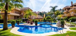 Aloha Hill Club Golf & Spa Marbella hotell