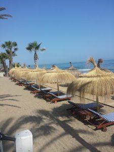 Marbella activities, Beach - Marbellatravelguide