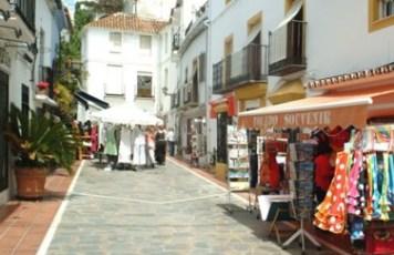 Marbella shopping - Casco Antiguo