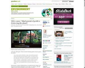 Guardian 5th April 2011