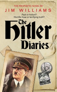 Cover for The Hitler Diaries by Jim Williams