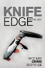 cover for Knife Edge crime fiction anthology