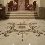 Marble Floor Design Italian Marble Medallion To Enhance Your Home In Ca Fl