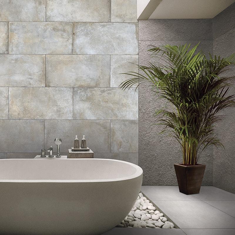 miami white honed porcelain tiles 12x24