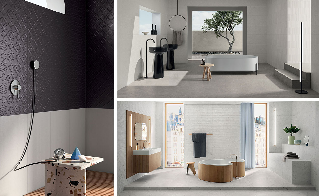 bathroom tile ideas wall floor bath