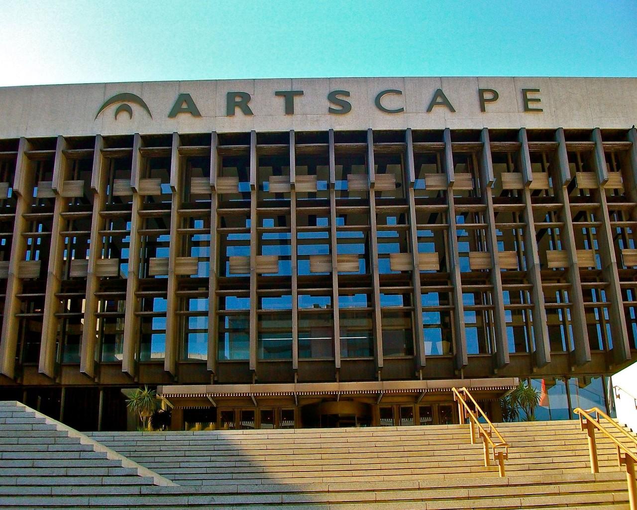 Artscape Building