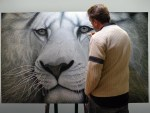 White Lion by Marc Alexander form his 'In The Balance'