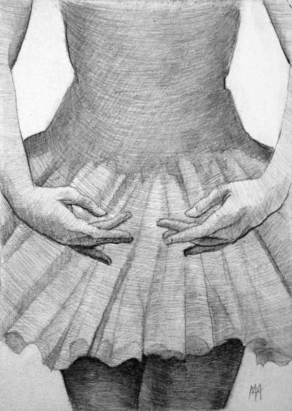 Marc Alexander   Ballet Dancer   Touch Series