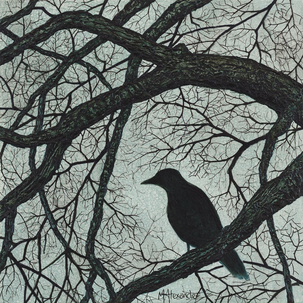 Marc Alexander | Starling | The Secret Forest Exhibition