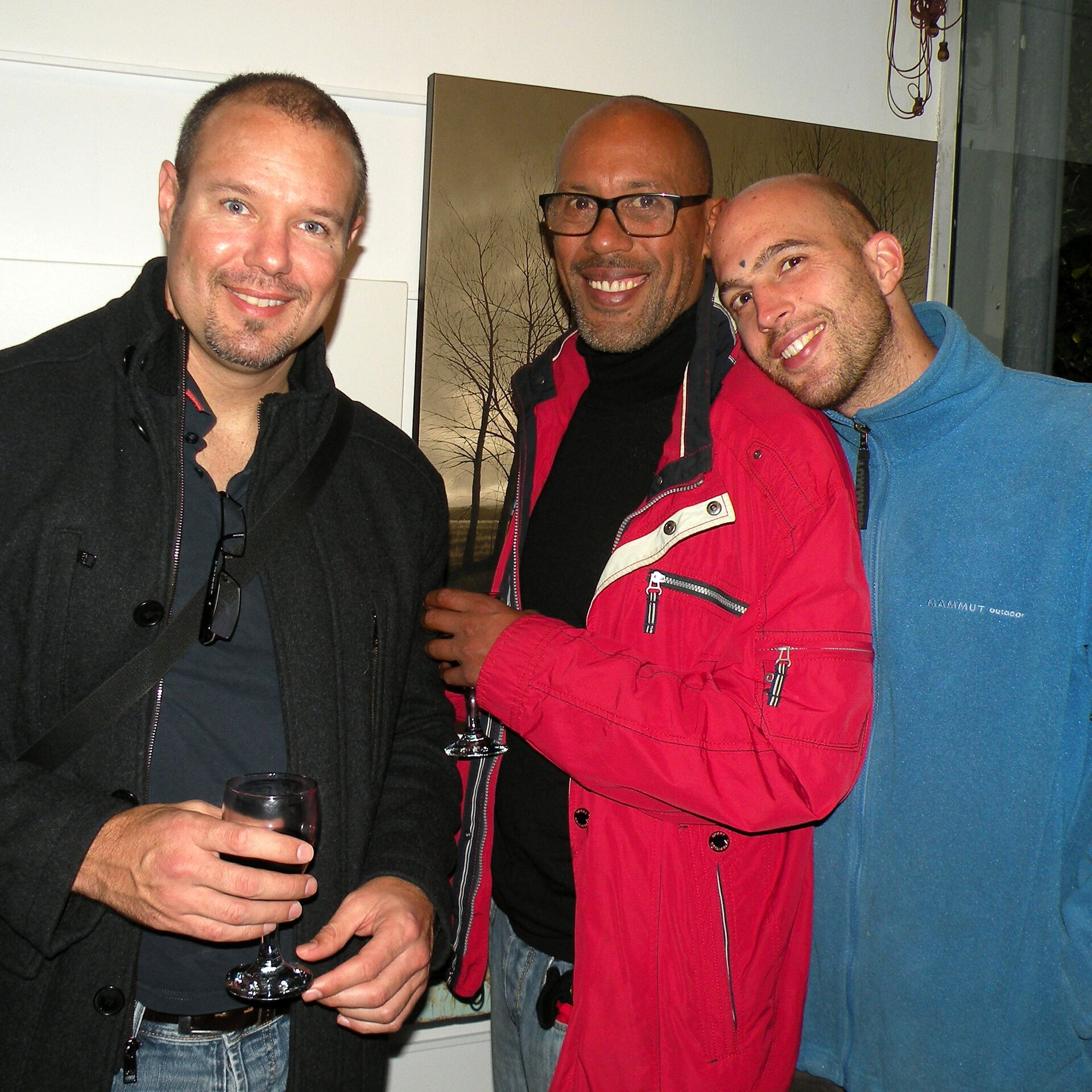 Marc Alexander | The Secret Forest Exhibition | Opening Pic 05