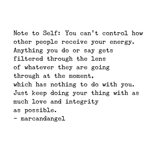 Note to Self: Love