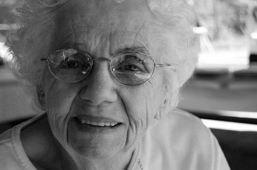 5 Reasons My 90-Year-Old Grandma Smiled on Her Deathbed