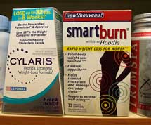 Weight Loss Products Keep You Fat