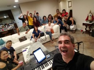 Top Party Pianist Los Angeles