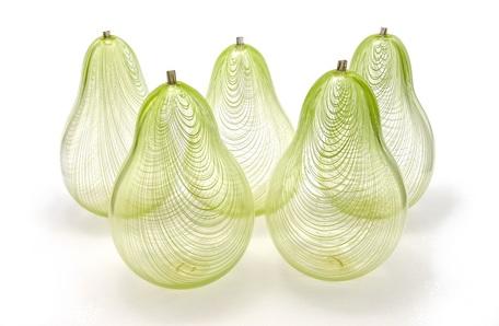 Glass Pears