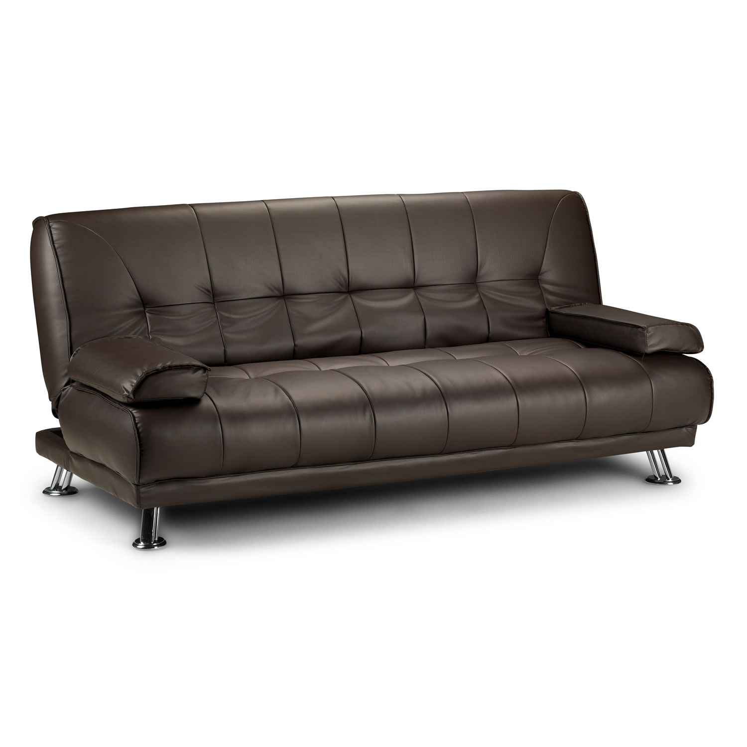 Convertible Leather Sofa Bed Okaycreationsnet
