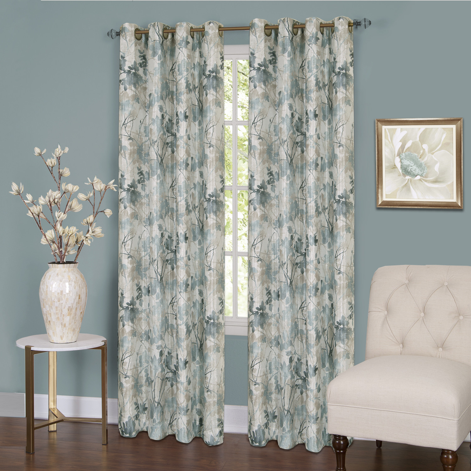 Blind Curtain Sears Ds Target Dries Soundproof
