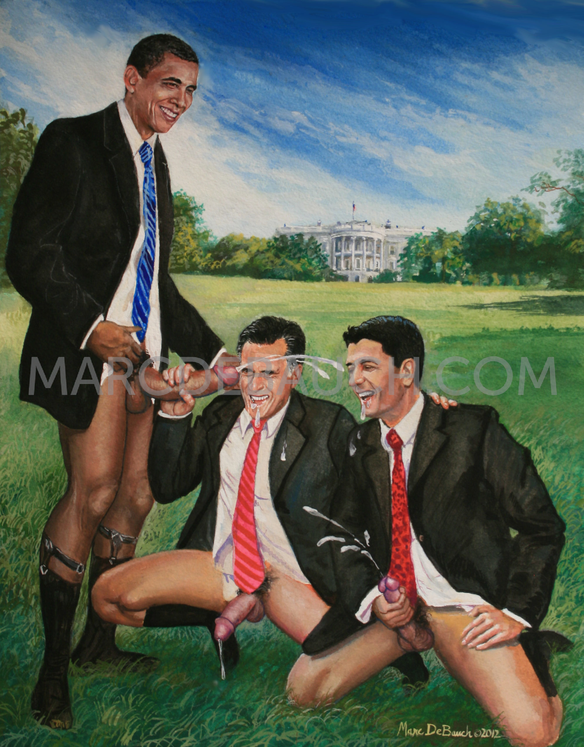 PRESIDENTIAL ERECTIONS