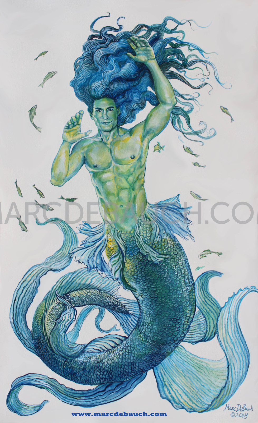 MERMAN CLYDE