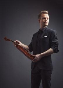 Marc Djokic violin