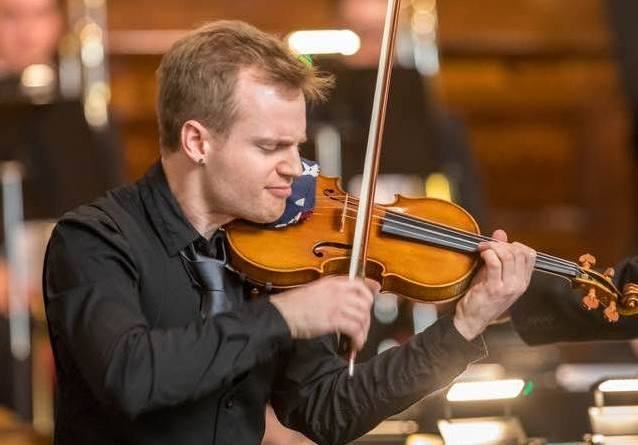PEI Symphony and Marc Djokic